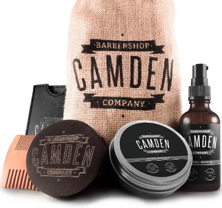 Camden Barbershop Company - Coffret rasage
