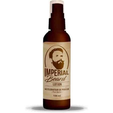 impérial Beard - lotion accelerateur pousse barbe