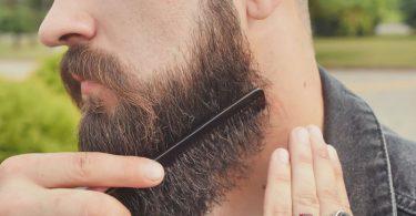 peigne a barbe